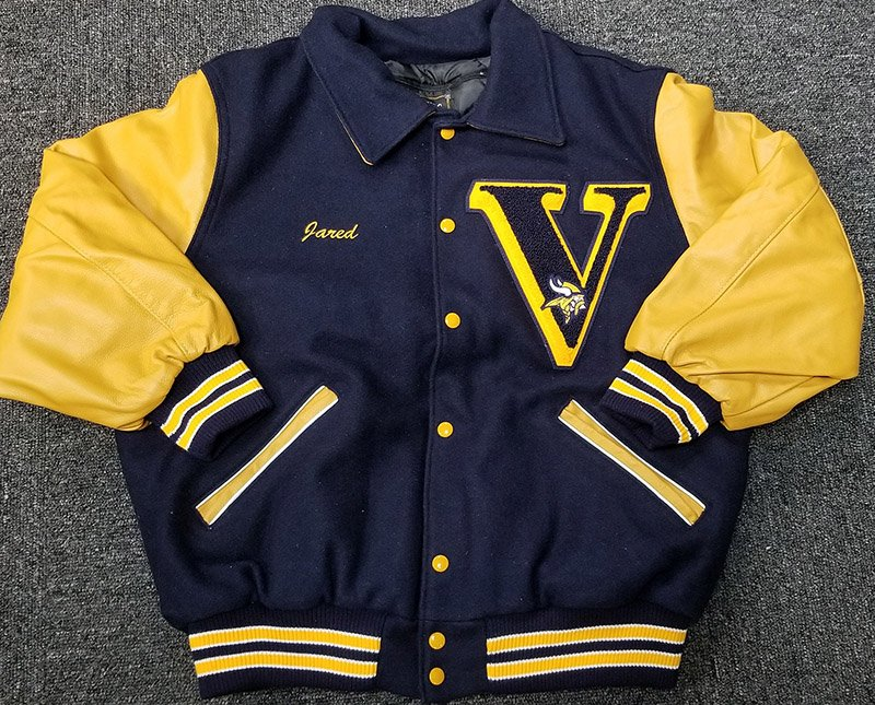Varsity Jackets, Finish Line Sports, custom apparel
